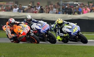 Prediksi Race MotoGP Aragon 2016: Duel Honda vs Yamaha