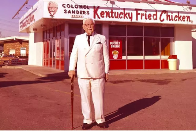 Colonel Sanders | Kentucky Fried Chicken