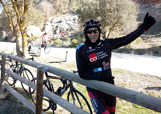 Ciclismo Aranjuez Ruidera