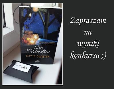 """Wyniki konkursu z """"Nocą Perseidów"""""""