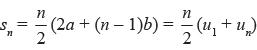 Perbedaan barisan aritmetika dan deret aritmetika