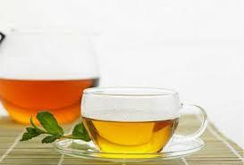 lợi ích khi uống trà xanh mật ong hằng ngày