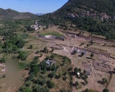 Η Αρχαία Μεσσήνη 2η έδρα της Λυρικής Σκηνής