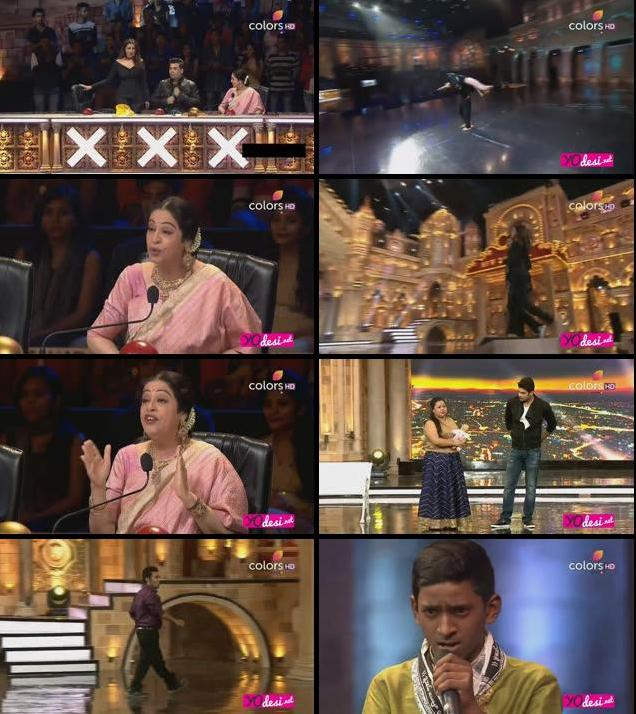 Indias Got Talent 05 June 2016 HDTV 480p