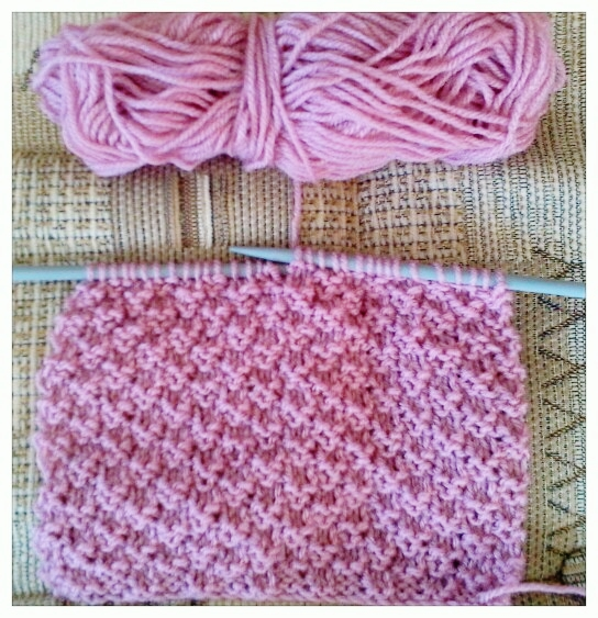 KNITIT: Free Fancy Knitting Stitch: No  34