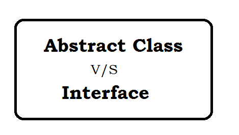Difference between Abstract class and Interface in PHP