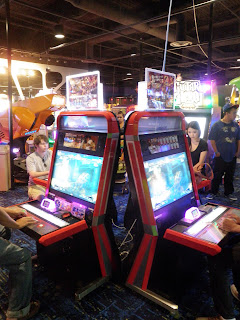 Street Fighter IV Arcade Cabinets