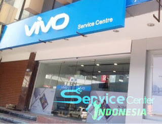 Service Center Vivo di Palembang