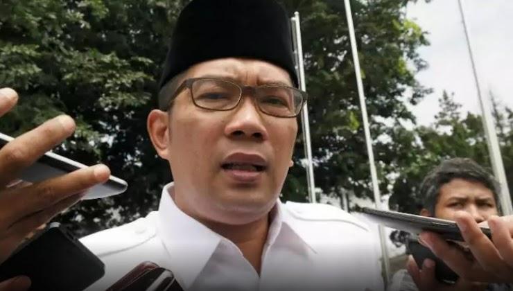 Ridwan Kamil Beberkan Mahar yang Diminta Golkar