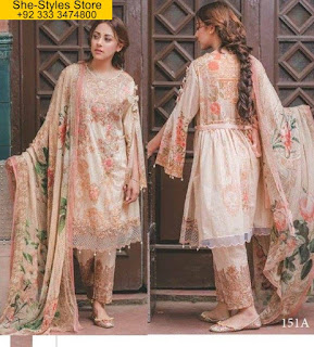 Rang Rasiya Eid Lawn Collection 2017-18