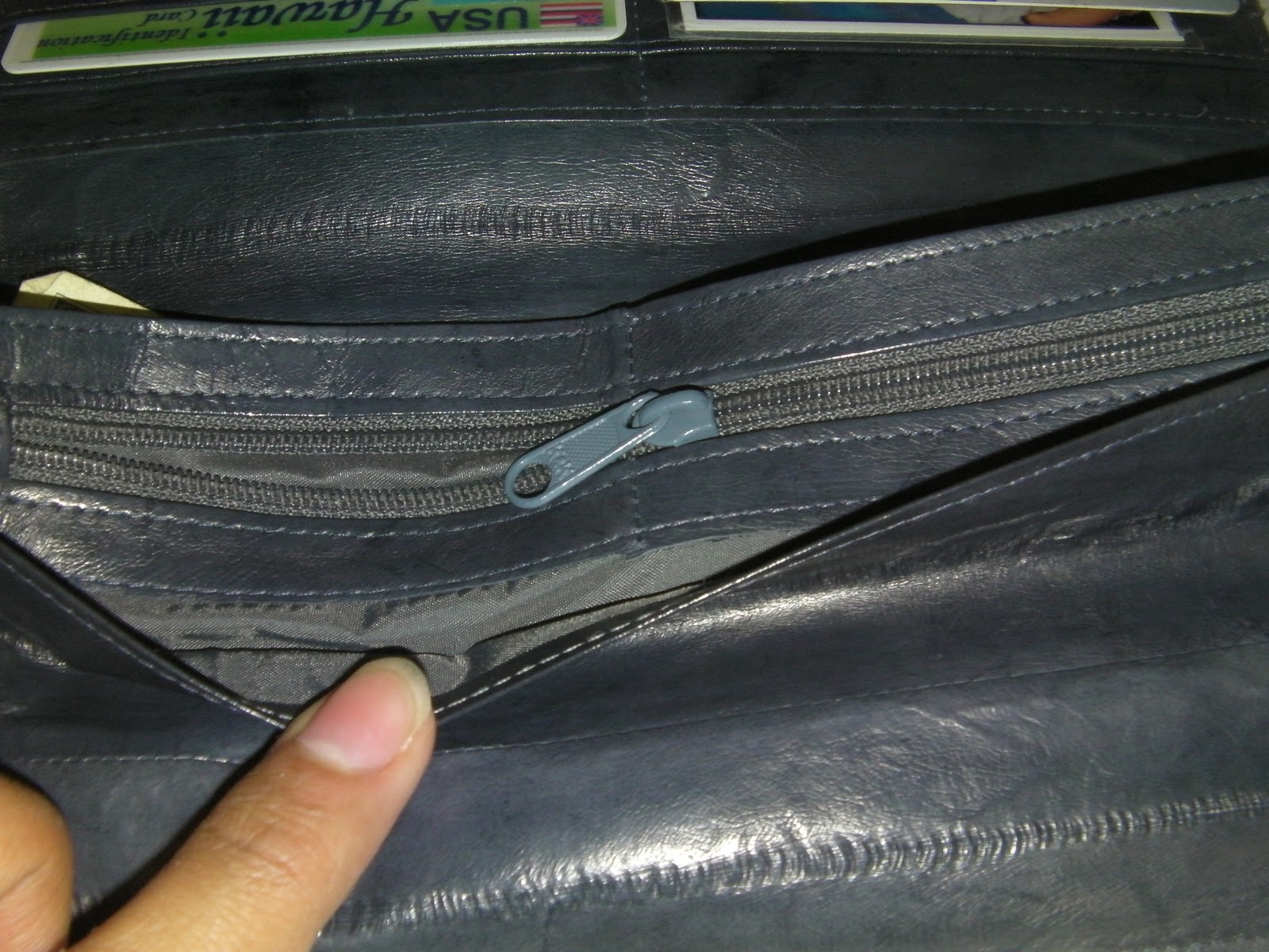 Eel skin coin purse repair : Bitcoin and ripple news