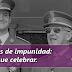 40 años de impunidad: nada que celebrar