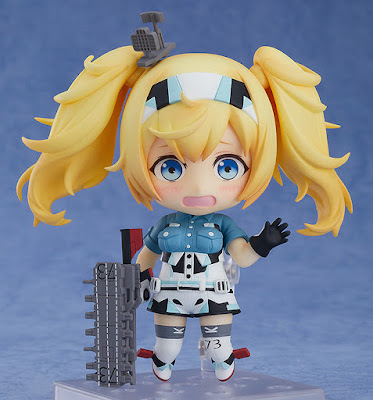 "Figuras: Adorable Nendoroid de Gambier Bay de ""Kantai Collection -KanColle-"" - Good Smile Company"