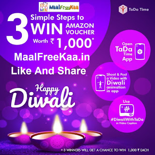 diwali Contest Tada Time