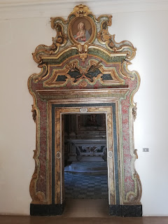 Dettagli Certosa di San Lorenzo