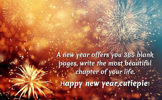 Happy New Year Message 2019