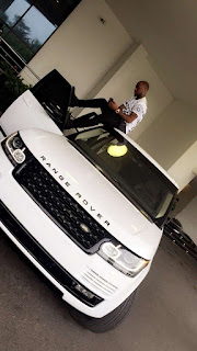 Davido Buys Brand New 2017 Range Rover As Christmas Gift For Himself. (Photos)