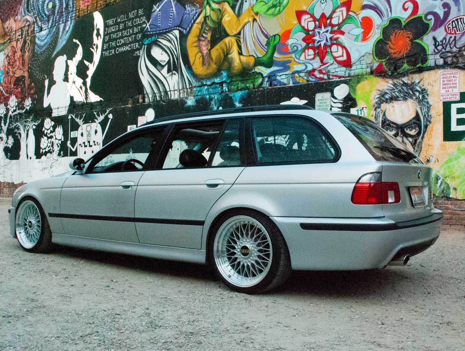 the perfect wagon gto powered e39 bmw. Black Bedroom Furniture Sets. Home Design Ideas