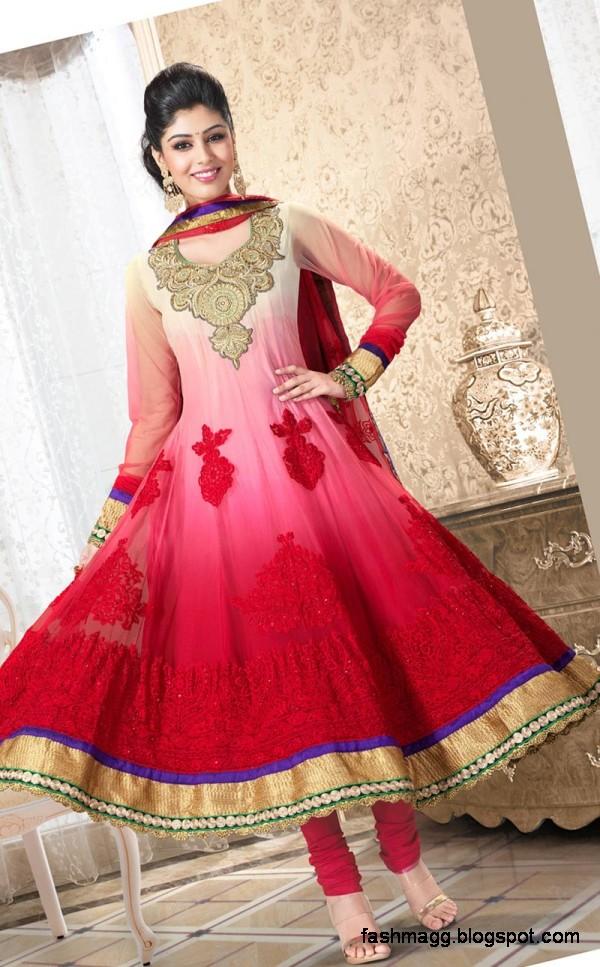 Fashion Amp Style Anarkali Indian Umbrella Frocks Anarkali