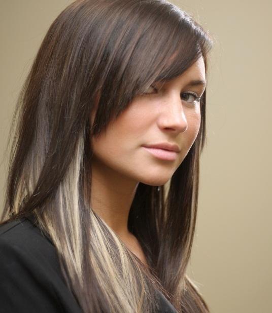 La moda en tu cabello lindos peinados y cortes de pelo - Cabello largo peinados ...
