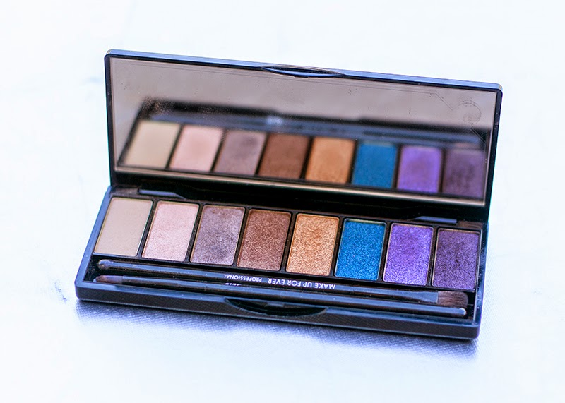 Make Up For Ever Artist Shadow Palette