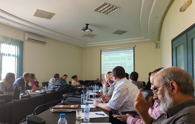 مستجدات اشغال اللجنة المشتركة للنظام الاساسي بين النقابات التعليمية ووزارة التربية الوطنية