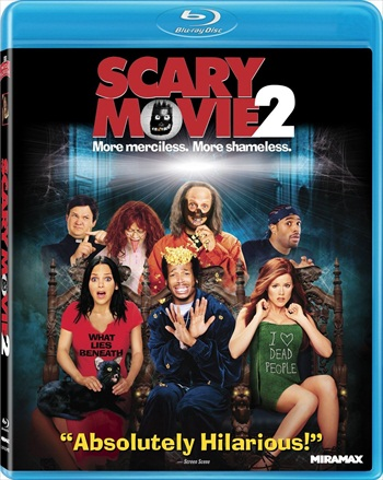 Scary Movie 2 (2001) UNRATED Dual Audio Hindi Bluray Movie Download