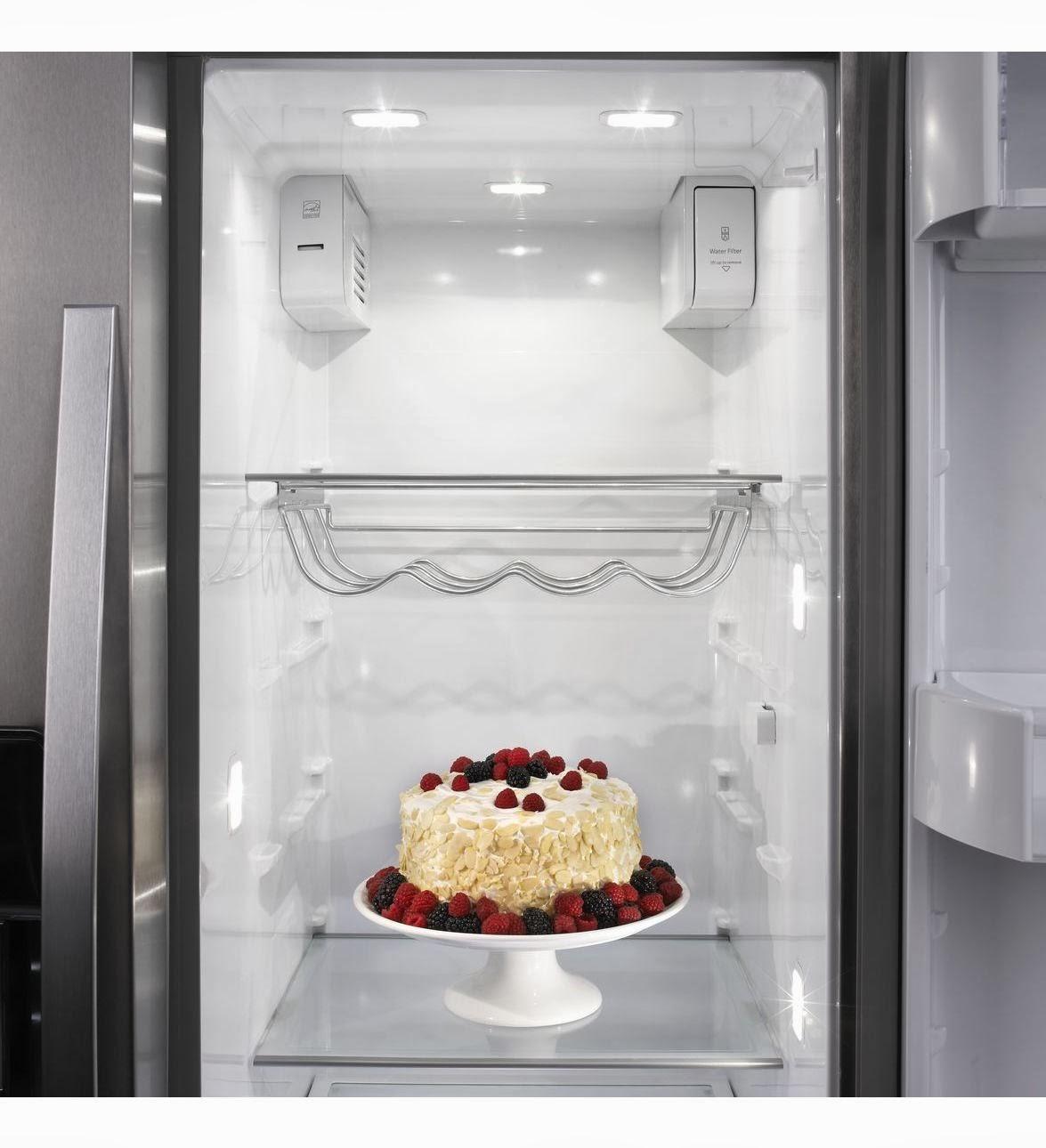 Whirlpool Refrigerator Brand: WRS950SIAE Refrigerators