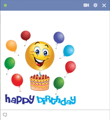 Big Emojis Symbols Emoticons Png 226x247 Happy Birthday Emoticon Facebook Codes