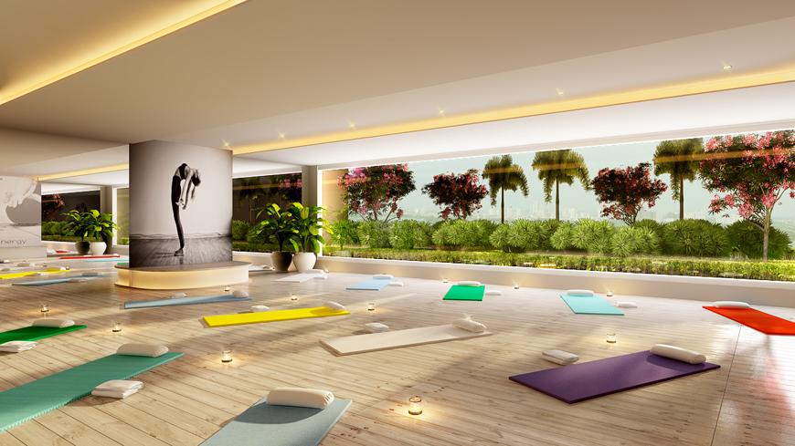 yoga-sunshine center