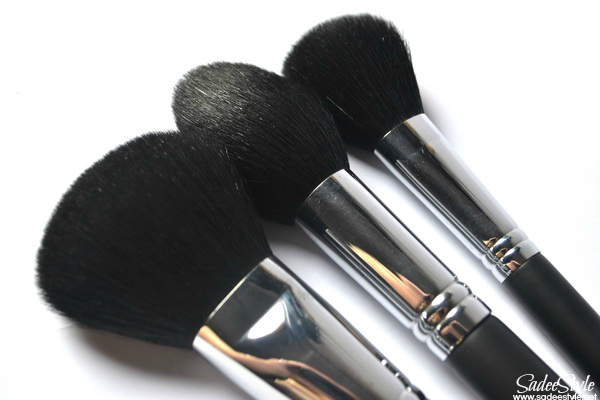 Sigma Beauty Premium Professional Brush Kit Face Brushes