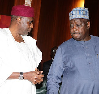 Exclusive: Angry Buhari Shops For New SGF, Chief Of Staff; You'll Be Shocked At Their Offences