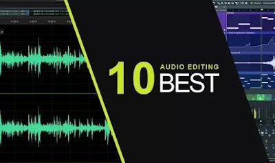 10 Sofware Audio Musik Editing terbaik