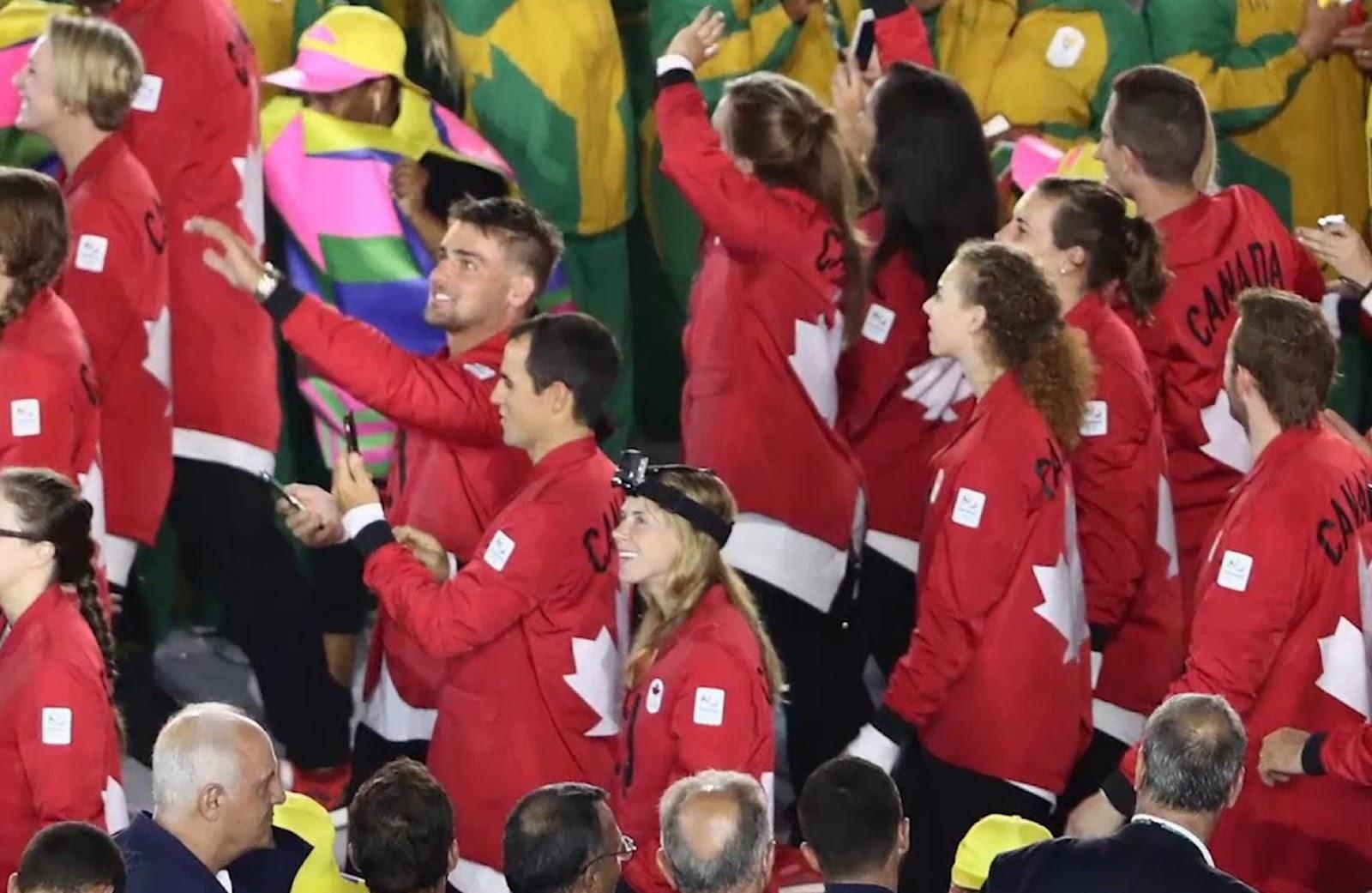 RIO OLYMPICS OPENING CEREMONY 22