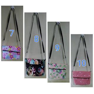 Sling Bags Aneka Motif Murah
