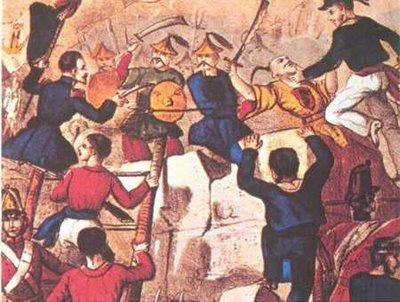 Guerra do Ópio na China (1839-1842)