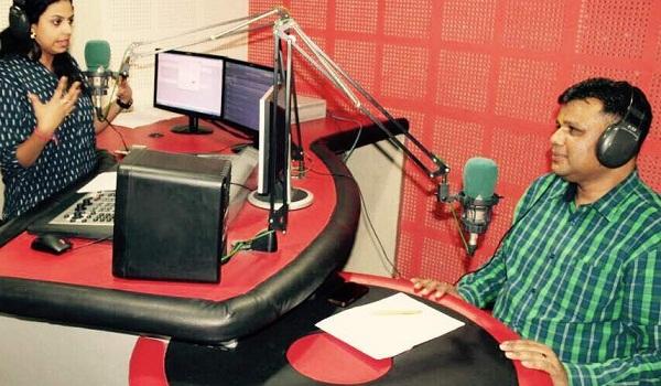 Jaipur, Rajasthan, IPS Officer, Pankaj Choudhary, ips pankaj choudhary, FM Radio, 95 Tadka, FM Tadaka, Rajasthan News