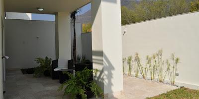 comedor casa muestra contemporanea san carlos residencia loft