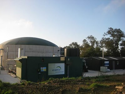 Anaerobic digestion (AD) plant at BV Dairy