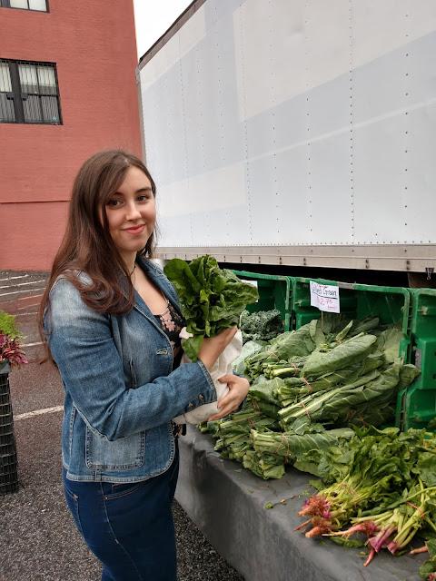 zero waste farmers market