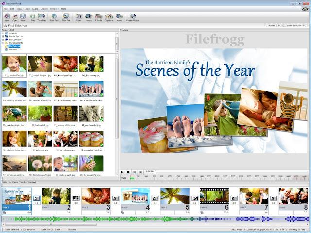 Photodex ProShow Gold 8 Full