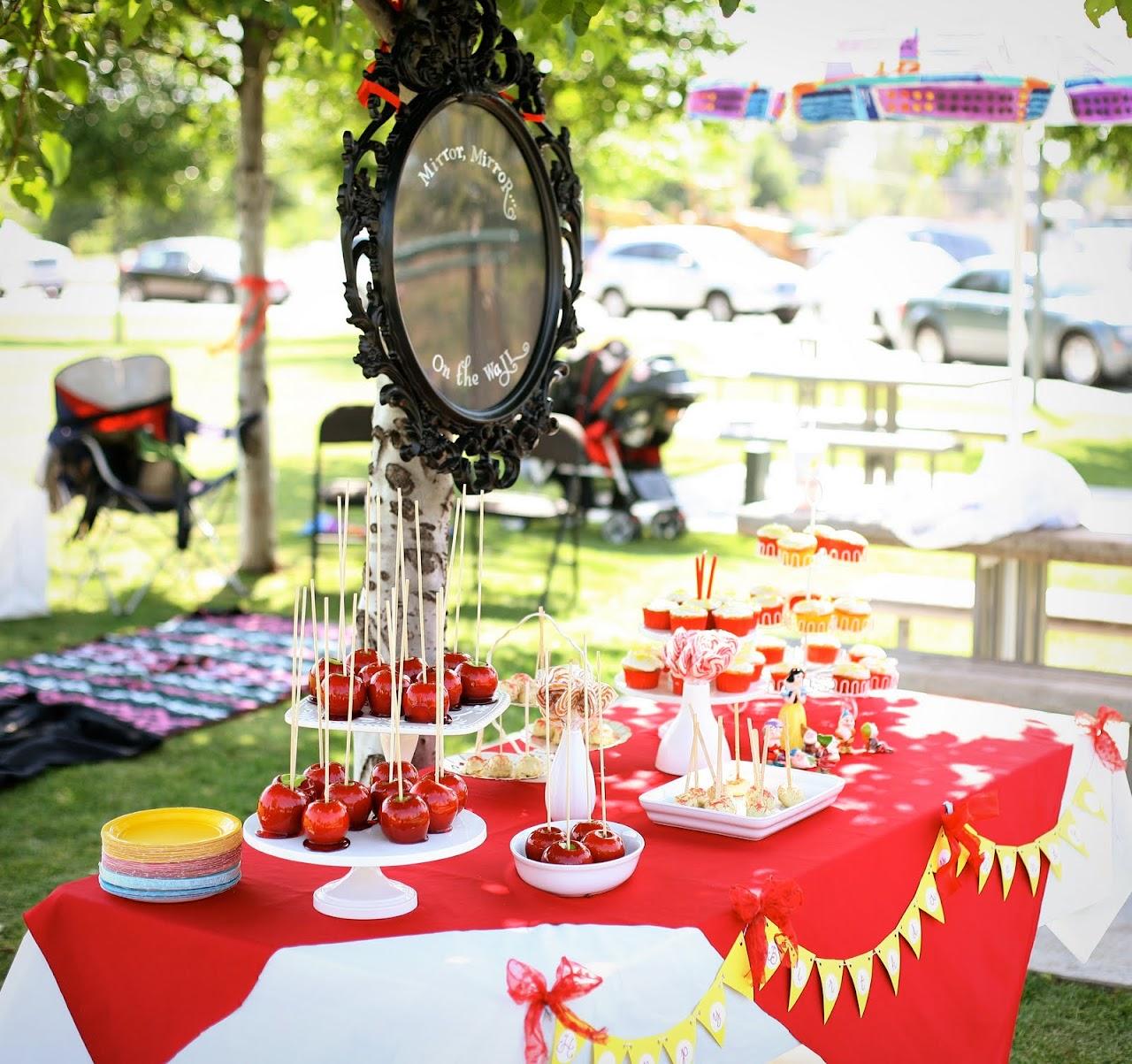 Yvonne Byatt's Family Fun: DISNEY PRINCESS PARTY