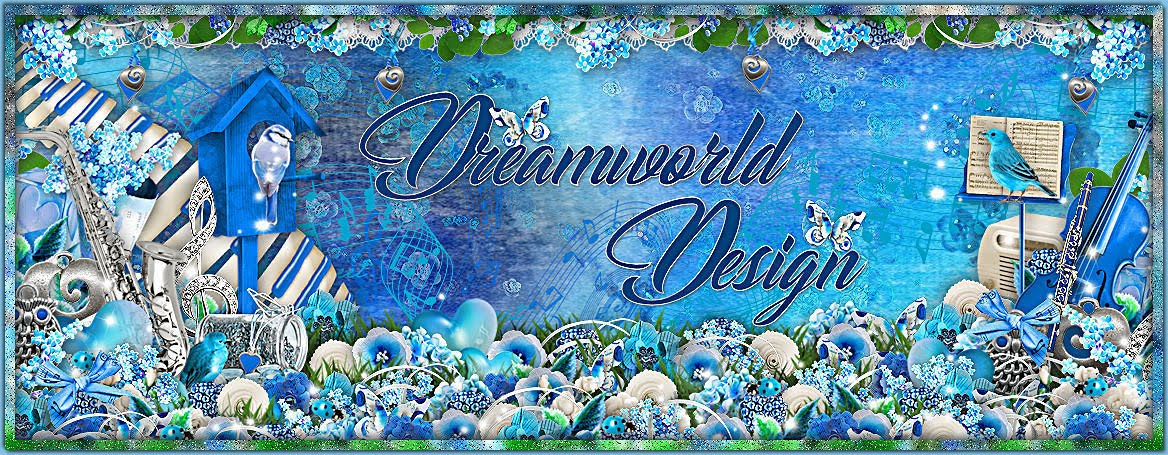 Dreamworld Design - Tutorial´s, Scrap - Kits and more