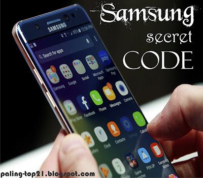 Kode Rahasia Smartphone Android Samsung