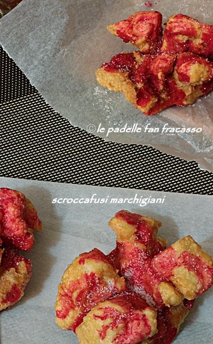 ricetta scroccafusi marchigiani