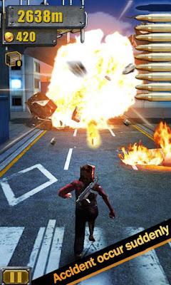 3D City Run 2 v1.0 Mod (Unlimited Money) Apk Game Download