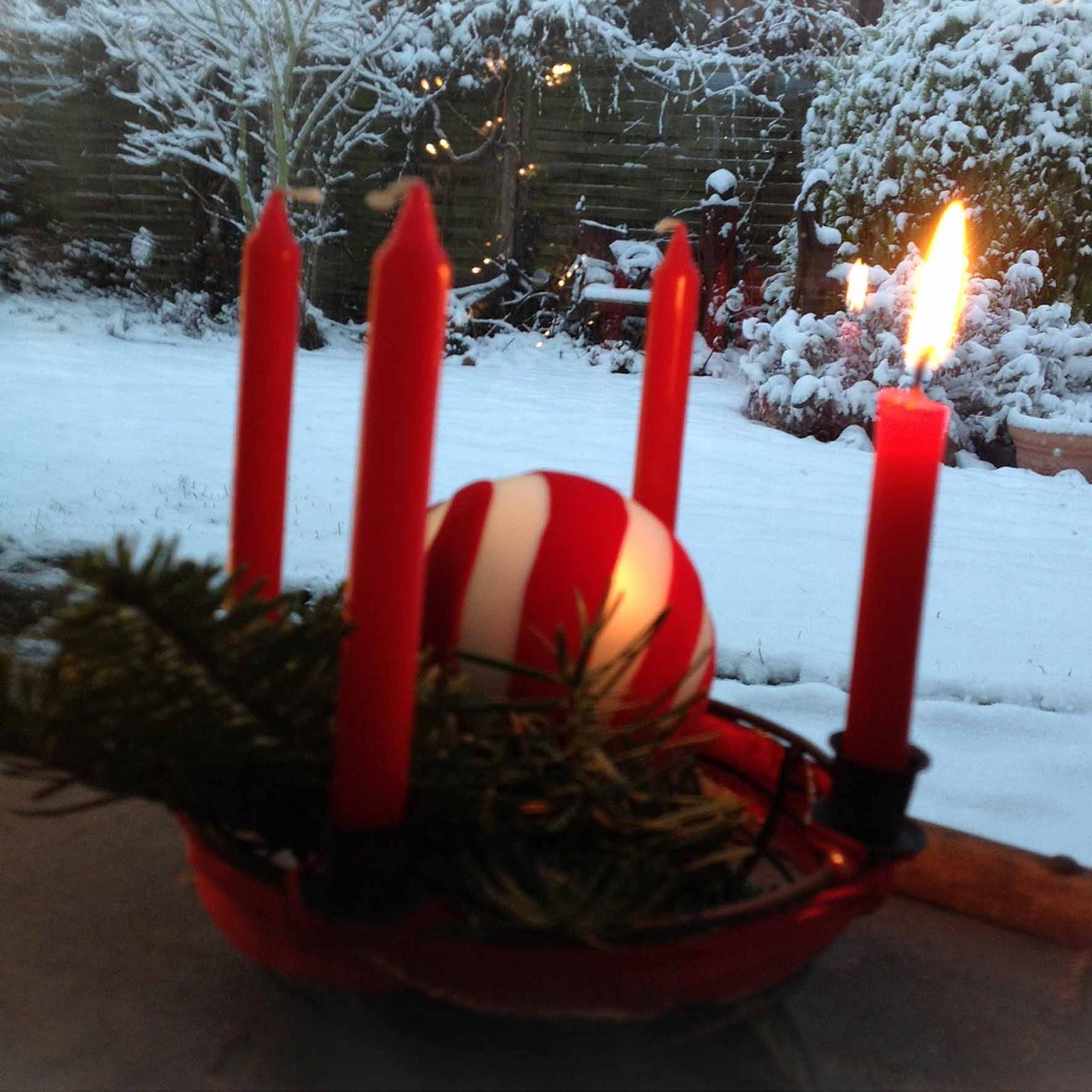 sophie says erster advent. Black Bedroom Furniture Sets. Home Design Ideas