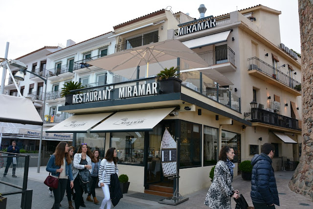 Restaurant Miramar Cambrils