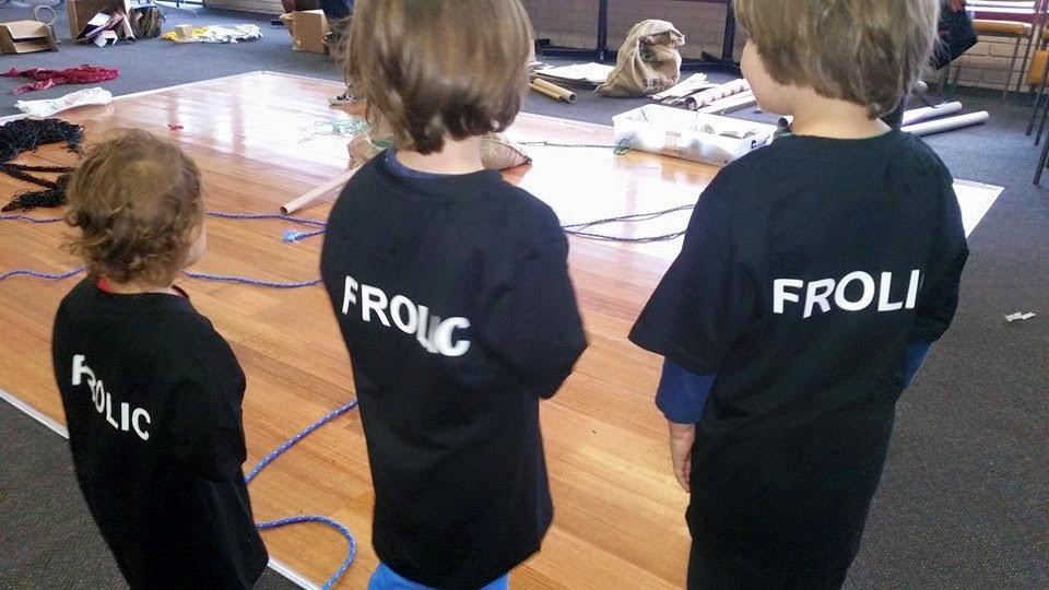 Everybody Frolic!