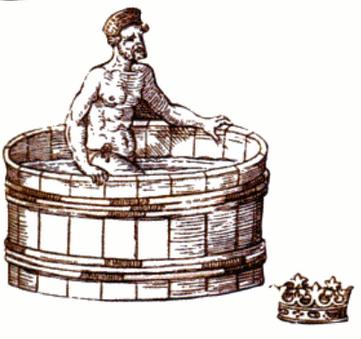 Sejarah Penemuan Hukum Archimedes